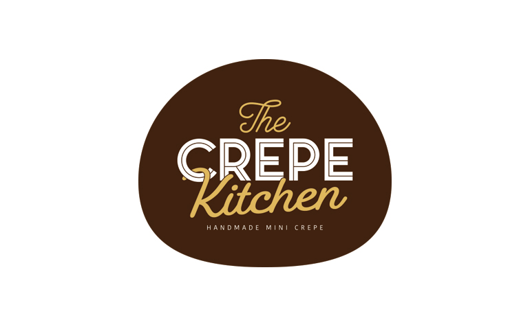 The CREPE KITCHENロゴ